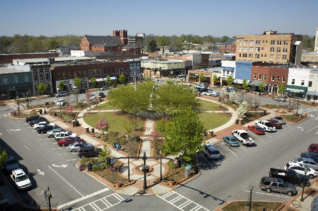 Gainesville Town Square