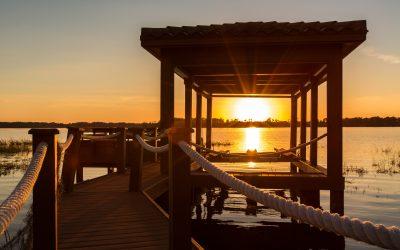 Lake Home Docks: Community vs Private